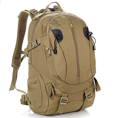 Unisex Bags Nylon Sports & Leisure Bag for Casual Climbing Camping & Hiking Outdoor All Seasons Blue Brown Black khaki