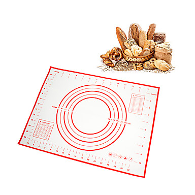 Ferramentas bakeware Silicone para Bread / para bolo Mantas e forros de cozimento 1pç