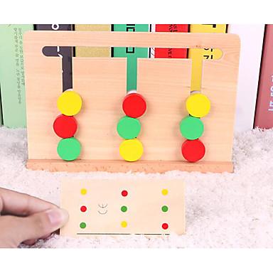 voordelige Rekenspeelgoed-Educatieve geheugenkaartjes Montessori lesmateriaal Logica & Puzzelspeelgoed Doolhof Educatief speelgoed Onderwijs Cool Kinderen Speeltjes