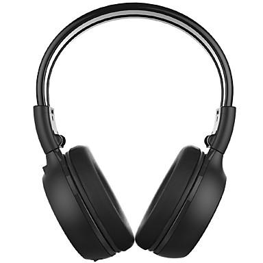 570 Yli korvan Headband Langaton Kuulokkeet Muovi Matkapuhelin Kuuloke Äänenvoimakkuuden säätö Mikrofonilla Melu eristävät Loistava
