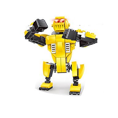 JIE STAR Blocos de Construir Conjunto de construção de brinquedos Brinquedo Educativo Pato Unisexo Para Meninos Para Meninas Brinquedos Dom