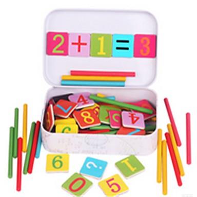 Sudoku Puzzle Math Toy Educational Toy Eco-friendly Wooden Wood Unisex Kid's Gift