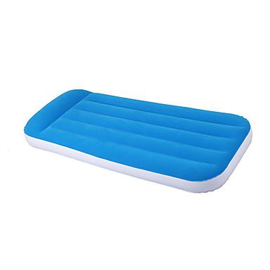 Coussin d 39 air matelas gonflable lit de camp ext rieur portable camping randonn e - Lit de camp ou matelas gonflable ...