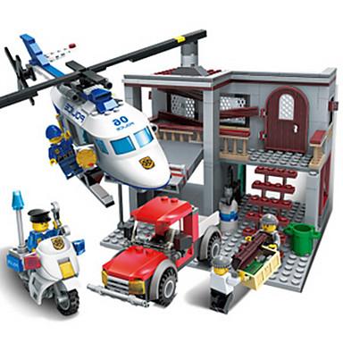 Építőkockák Helikopter Klasszikus Fun & Whimsical Fiú Ajándék
