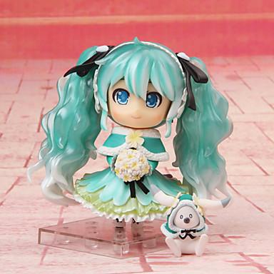 Anime Action-Figuren Inspiriert von Vocaloid Hatsune Miku PVC CM Modell Spielzeug Puppe Spielzeug Herrn Damen