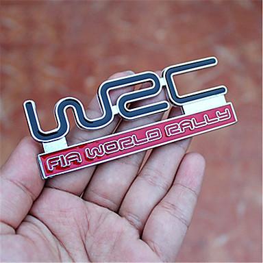 السيارات شعار المعادن ملصقات السيارات إلكتروني إلكتروني للمعادن