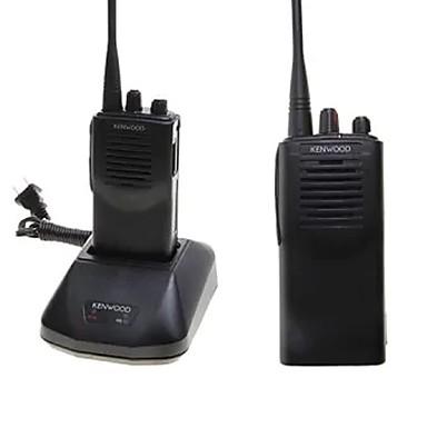 واكي تاكي حاملة اليد تنبيه البطارية المنخفضة يبرمج على نظام الكومبيوتر صوت موجه تشفير مكبس الطاقة العالي و المنخفض CTCSS/CDCSS 5KM-10KM