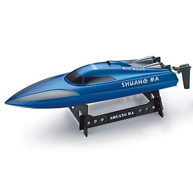 SHUANG MA 7012 Schnellboot Kunststoff 2 Kanäle 25 KM / H