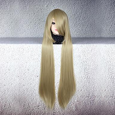 Cosplay Wigs Cosplay Cosplay Anime Cosplay Wigs 80cm CM Heat Resistant Fiber Men's Women's