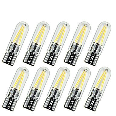 T10 Motorcycle Light Bulbs 2W COB 170lm Working Light