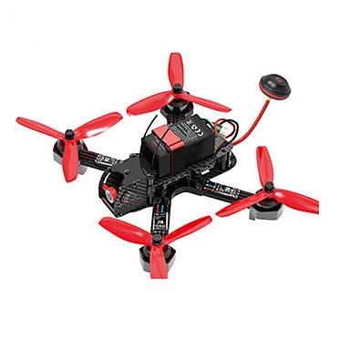 halpa Kopterit ja radio-ohjattavat-RC Kameralennokki Walkera Furious215 4 Kanava 2,4G HD-kameralla RC-multikopteri LED valot / Kameralla RC-multikopteri / Kaukosäädin / Kamera
