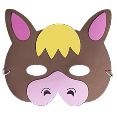 Halloween maszkok / Állatmaszk Ló / Étel és ital Darabok Lány Gyermek Ajándék