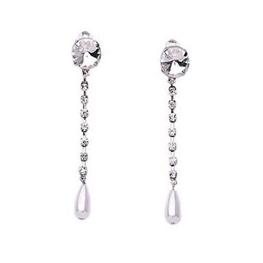 Damen Klips Imitierte Perlen Strass Personalisiert Sexy Liebe Modisch Aleación Tropfen Schmuck Party Sonstiges Verlobung Formal