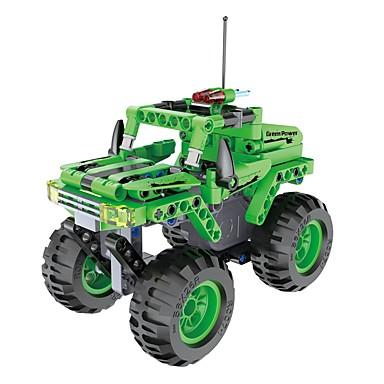 Spielzeug-Autos Bausteine Bildungsspielsachen Auto Heimwerken Jungen Spielzeuge Geschenk