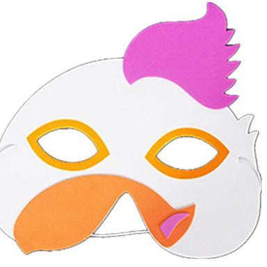 Halloween-Masken Urlaubszubehör Dekoration Tiermaske Spielzeuge Hühnchen EVA Zum Gruseln Stücke Damen Halloween Geschenk