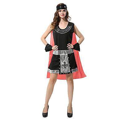 Soldat Krigare Roman Dräkter Cosplay Cosplay Kostymer Dräkter Maskerad  Kvinna Vuxna Halloween Karnival Festival 571c1bc0d6799