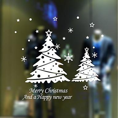 Dekoratív falmatricák - Repülőgép matricák Romantika / Karácsony / Ünneő Étkező / Dolgozószoba / Iroda / Üzletek / Kávézók