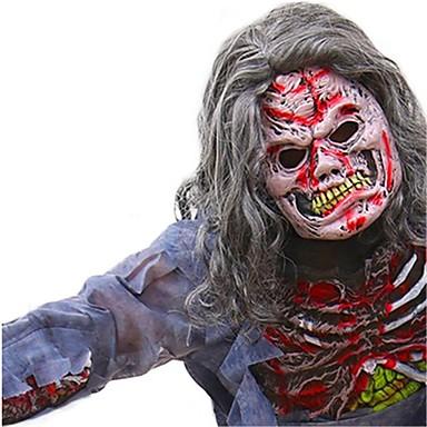 Cosplay Kostüme Maskerade Zombie Monster Cosplay Fest/Feiertage Halloween Kostüme Andere Masken Tops Hosen Handschuhe Halloween Karneval