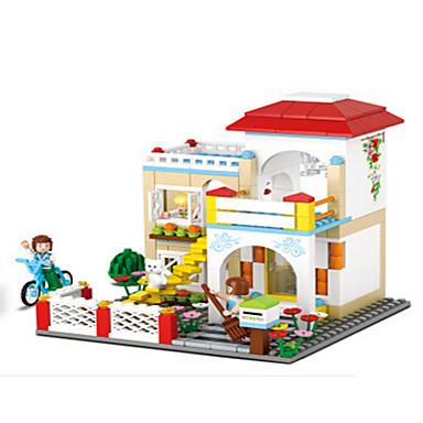 Építőkockák / Modeli i makete Ház Fun & Whimsical Lány Ajándék