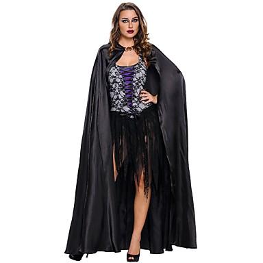 Zauberer/Hexe Cosplay Cosplay Kostüme Maskerade Frau Erwachsene Fest/Feiertage Halloween Kostüme Halloween Karneval Andere Vintage