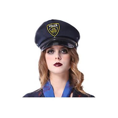 Polizei Cosplay Cosplay Kostüme Frau Halloween Karneval Fest / Feiertage Halloween Kostüme Vintage