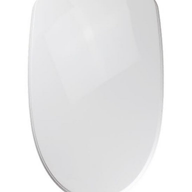 passt auf die meisten Toiletten thickersoft close Toilettensitz mutetoilet seat u