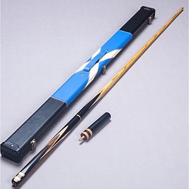 Háromnegyed Kétrészes Cue Cue Sticks és kiegészítők Sznúker / English Biliárd Ash / Elefántcsont