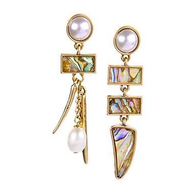Damen Ohrstecker Imitierte Perlen Modisch Vintage individualisiert überdimensional Aleación Schmuck FürParty Sonstiges Normal Verabredung