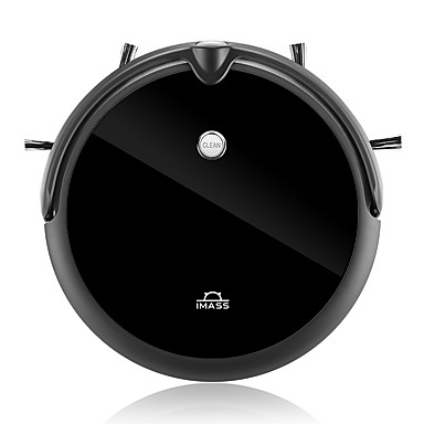 cheap Smart Robots-IMASS A3S Robot Vacuum Cleaner Remote Control / RC Avoids Falling Anti-collision System Schedule Cleaning Plan Timing Function APP Control Wet and Dry