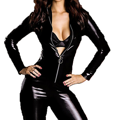 Tier Cosplay Kostüme Damen Halloween Karneval Fest / Feiertage Halloween Kostüme Solide