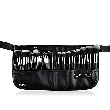 1set Makeup Brushes Professional Makeup Brush Set Synthetic Hair / Pony Brush / Woven Easy to Carry / Multi Function / Easy Carrying Aluminium / Wood