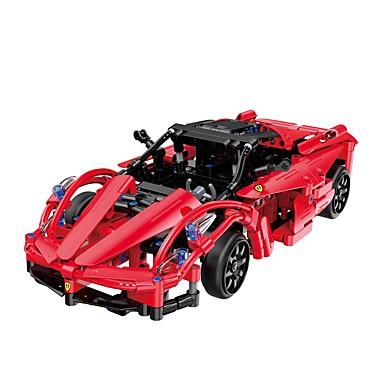 Távirányítós játékok Építőkockák 380 pcs Autó DIY Klasszikus Fiú Lány Játékok Ajándék