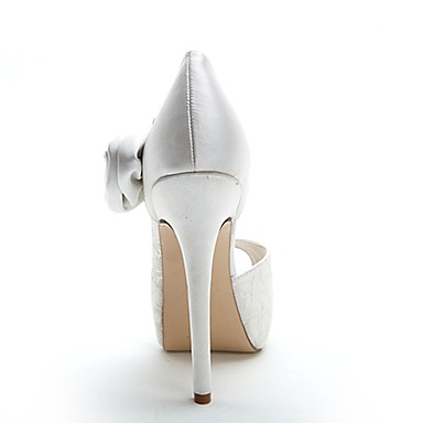 formelles Eté Aiguille Satin Tulle Strass Talon Bleu en mariage Chaussures Fleur Bout ouvert Printemps Chaussures 06184610 Chaussures de Femme vaXtFxqwq