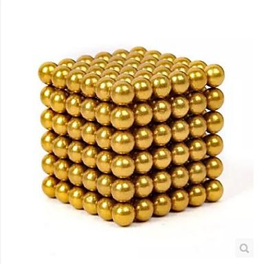 Mágneses játékok Mágneses blokk / Rubik-kocka / Fejtörő 432pcs 3mm Klasszikus DIY Újdonság Uniszex Ajándék