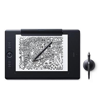 Wacom pth660 / k0-f mit pro Stift 2 Finetip Stift und Büroklammer 8192 Level Druck sence 5080 lpi Grafik Tablette