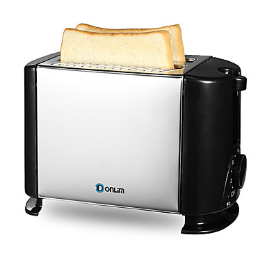 Bread Makers Toaster Kitchen 220V Lightweight Low vibration Timer Multifunction Timing Function Light and Convenient Cute Low Noise Power