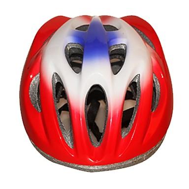 kerékpáros sisak 9 Szellőzőnyílás N / A Tanúsítvány Környezetbarát, Hordozó, Állítható ESP+PC Kerékpározás / Kerékpár / Kerékpár Piros /