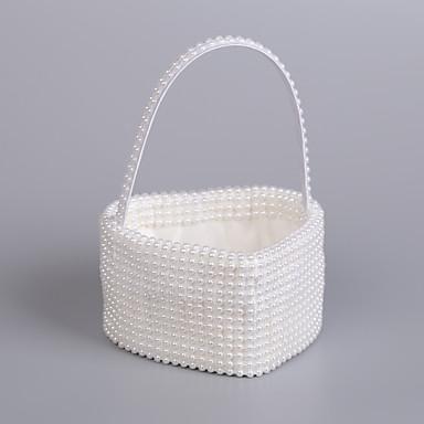 Flower Basket Rattan 9
