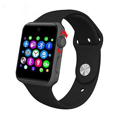 Reloj elegante YYDM09 para Android iOS Bluetooth Deportes Pantalla Táctil Calorías Quemadas Standby Largo Distancia de Monitoreo Seguimiento de Actividad Seguimiento del Sueño Recordatorio sedentaria