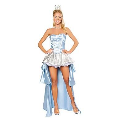 Prinzessin Märchen Cosplay Cosplay Kostüme Maskerade Frau Halloween Karneval Fest/Feiertage Halloween Kostüme Vintage