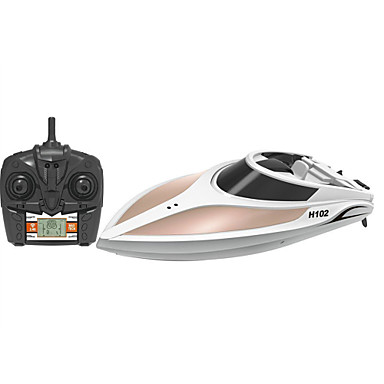 RC Boat H102 Speedboat ABS 4 Channels KM/H