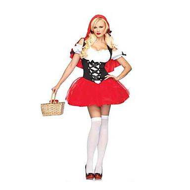 Märchen Cosplay Cosplay Kostüme Maskerade Frau Halloween Karneval Fest/Feiertage Halloween Kostüme Andere Vintage