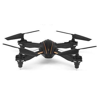 RC Drone WL Toys Q616 Canal 4 2.4G Com Câmera HD 0.3MP Quadcópero com CR Retorno Com 1 Botão / Modo Espelho Inteligente / Flutuar