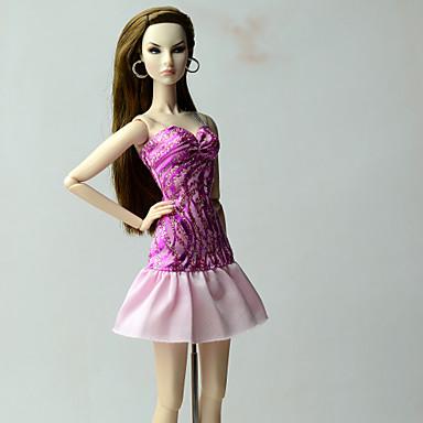 Kleider Kleider Für Barbie-Puppe Kleid Für Mädchen Puppe Spielzeug