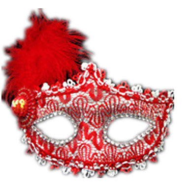 Halloween-Masken Sexy Maske mit Spitze Spielzeuge Party Spitze Spitze Zum Gruseln Stücke Unisex Geschenk