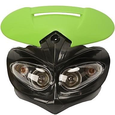 Motorbicikli Izzók 10~25 W 750 lm 4 Fejlámpa For Motorkerékpár
