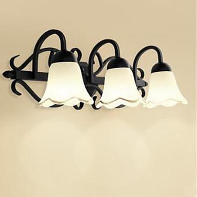 LED Modern/kortárs Fürdőszobai világítás Kompatibilitás Fém falikar IP20 110-120 V 220-240 V 40W