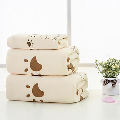 Bath Towel Set,Pattern High Quality 100% Cotton Towel