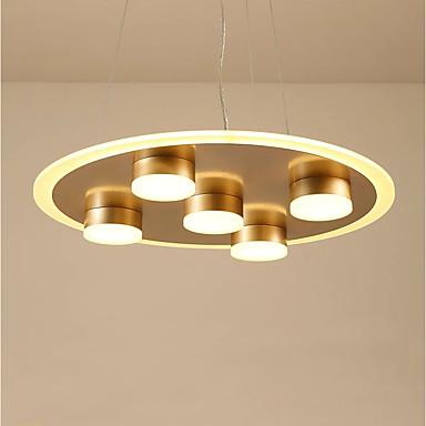 Divatos és modern Függőlámpák Háttérfény - Az izzó tartozék, 110-120 V 220-240 V, Meleg fehér Fehér, LED fényforrás