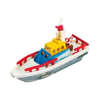 3D építőjátékok / Fejtörő Hajó Lakberendezési cikkek / DIY Fa Klasszikus Gyermek Ajándék
